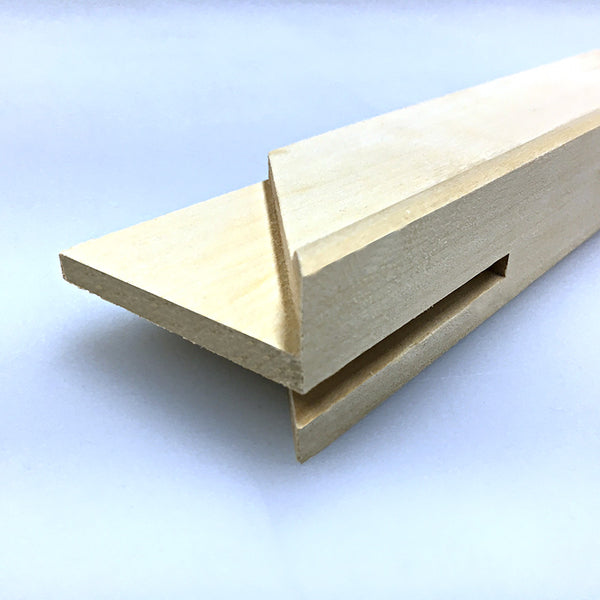 "Legacy Stretchers - 1 3/8"" x 2 1/2"" Interlocking Stretcher Bars"