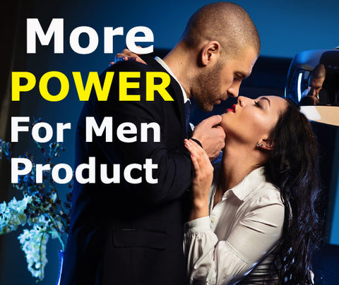 MORE POWER FOR MEN- RealGROWTH Permanent Penis Enlargement Program.