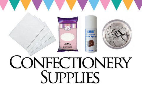 Confectionery Supplies for Cakes & Candy by NFD