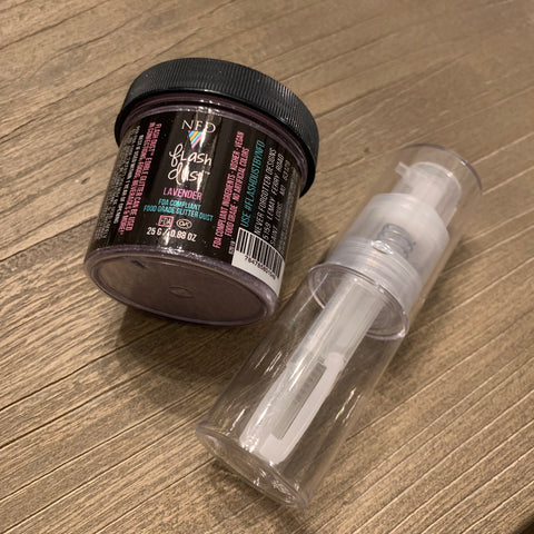 Buy 25 Gram Flash Dust™ Bulk Jar & Get Free Small Air Pump