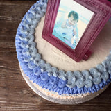 Edible Chocolate Photo Frame Gift