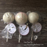 Custom Printable Party Tags for Your Party Favors Cake Pops and More