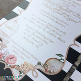 Kraft Paper Upgrade for Wedding Invitation Sets