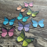 Edible Butterflies on Wafer Paper