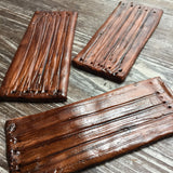 Hand Painted Fondant Wood Planks for Beer & WIne Cakes - Never Forgotten Designs