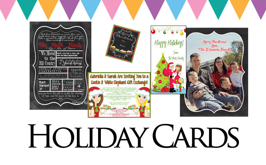 Custom Holiday and Greeting Cards - Never Forgotten Designs