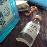 Alice in Wonderland Drink Me Sugar Candy Bottle