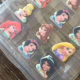 Disney Princesses Characters SugarSoft® Decorations - Never Forgotten Designs
