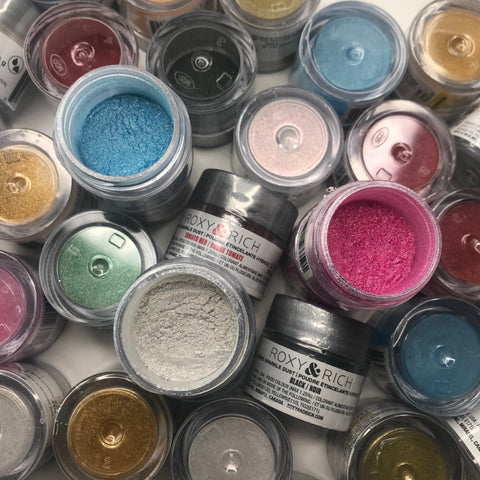 Roxy & Rich Edible Sparkle Hybrid Luster Dust