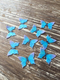 Edible Realistic Miniature Butterflies on Wafer Paper