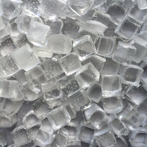 Edible Sugar Ice Cubes