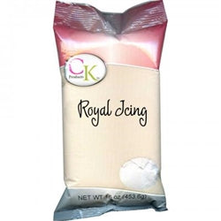 CK Pre-Mixed Royal Icing Mix 1 LB.