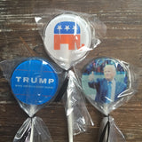 Election Pops Image Candy Sucker Lollipop Favors