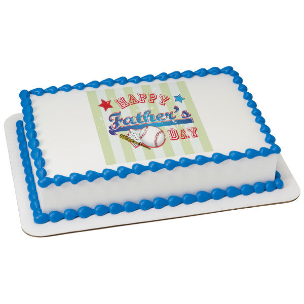 Father's Day Edible Cake Images