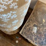 Holiday Shimmer Glitter™ Wine Glass Package