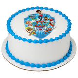 Officially Licensed Paw Patrol Edible Cake Image Toppers