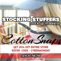 COTTONSNAPS CYBER MONDAY SALE