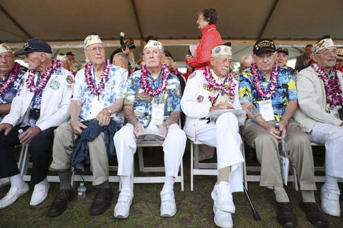 Pearl Harbor Veterans
