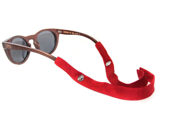 Scarlet Red, Ohio State, Buckeyes Sunglass Retainer