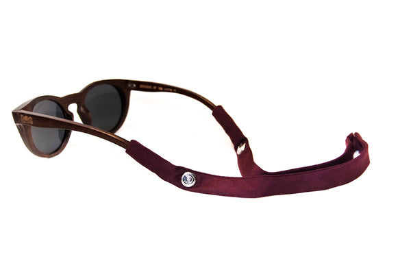 Maroon Sunglass Strap, University of A & M, Boston College, Mississippi State