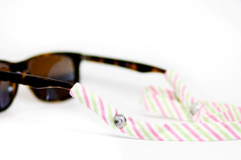 Pink Lime Stripe - CottonSnaps