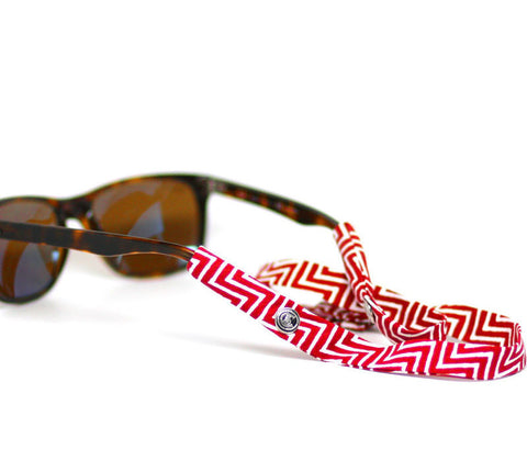 Red Chevron - CottonSnaps