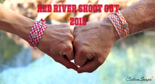 Texas OU Red River Shoot Out CottonSnaps Wraps