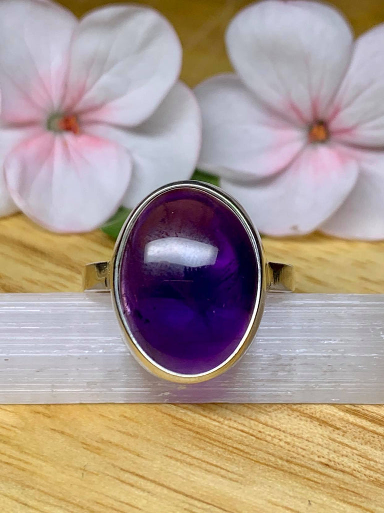 Amethyst Ring- Size 9