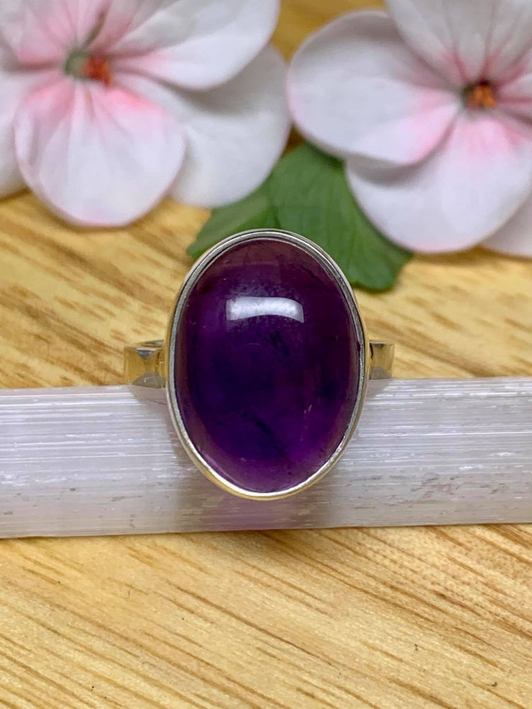 Amethyst Ring- Size 8