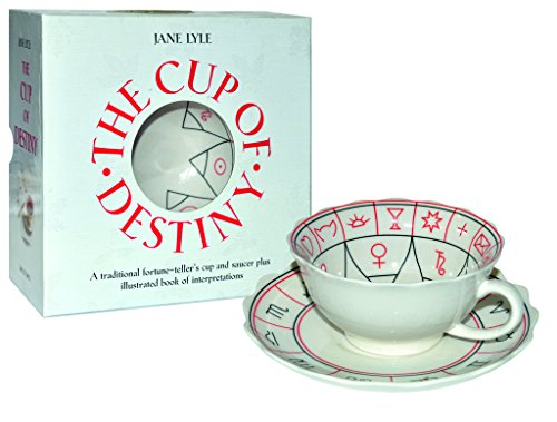 The Cup of Destiny. Tea Leaf Fortune telling