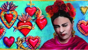 Inspired By Frida - Akal Pritman