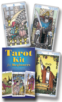 Tarot Kit for Beginners Inspired By 3 Australia