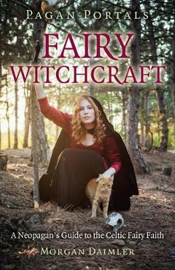 Pagan Portals - Fairy Witchcraft Inspired By 3 Australia
