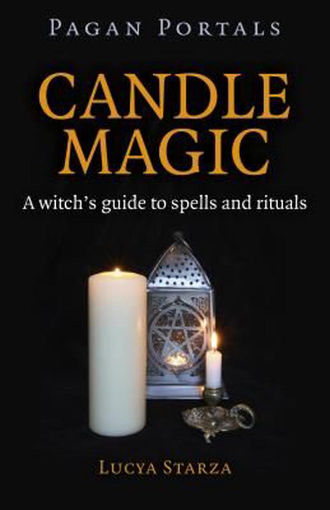 Pagan Portals: Candle Magic Book Inspired By 3 Australia