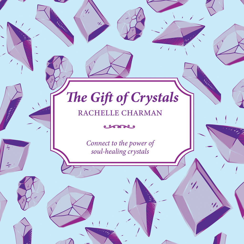 The Gift of Crystals Book - Inspired By 3 Australia