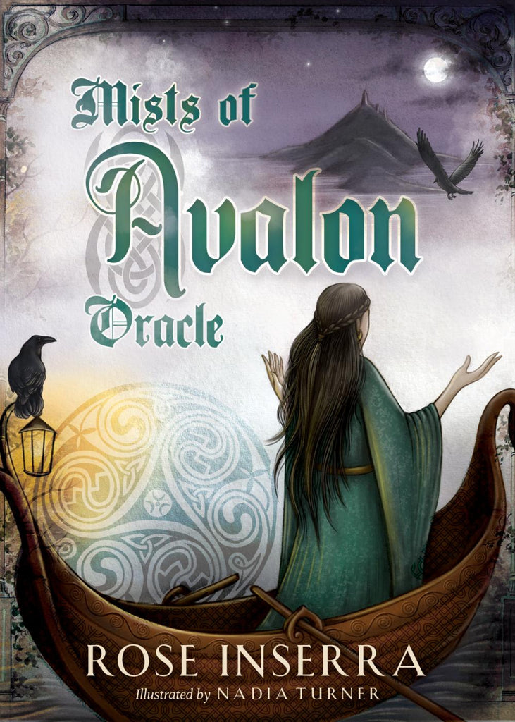 Mists of Avalon Oracle Inspired By 3 Australia