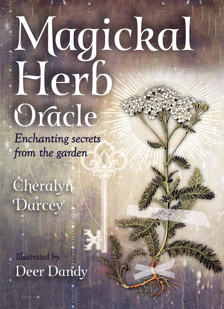 Magickal Herb Oracle Cards - Inspired By 3 Australia