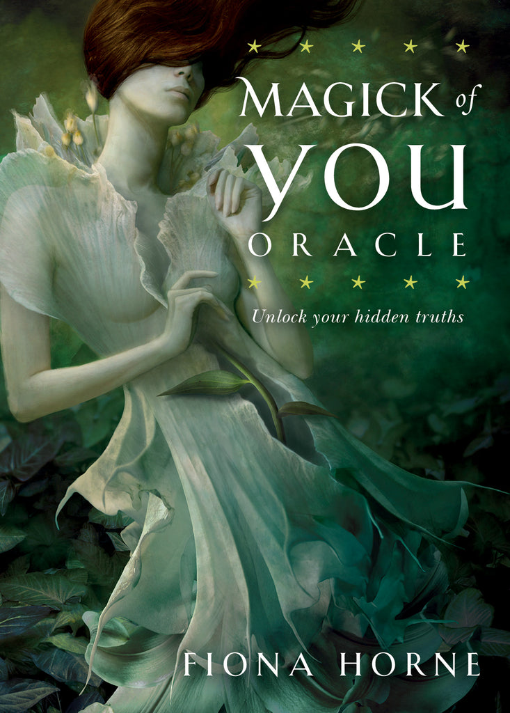 Magick of You Oracle Cards - Inspired By 3 Australia