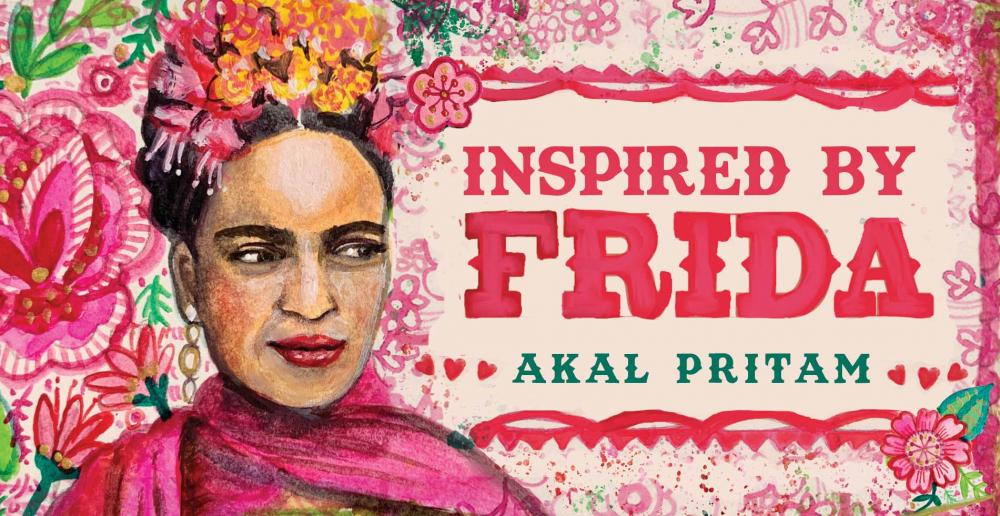 Inspired By Frida Cards by Akal Pritman - Inspired By 3 Australia