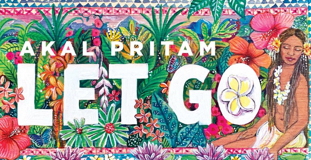 Let Go Affirmation Cards by Akal Pritman - Inspired By 3 Australia