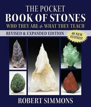 Pocket Book of Stones Robert Simmons. Inspired By 3 Australia