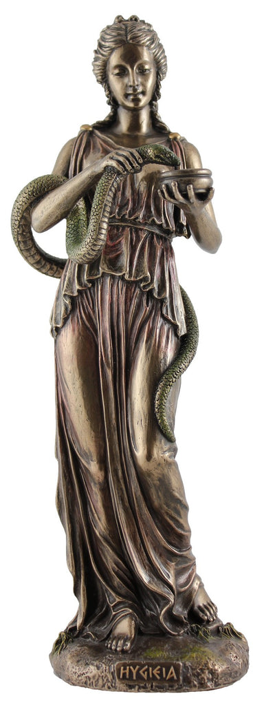Hygieia - Greek Goddess of Health
