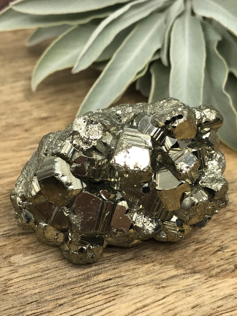 Pyrite Specimen with Cuboids  - SALE at Inspired By 3 Australia