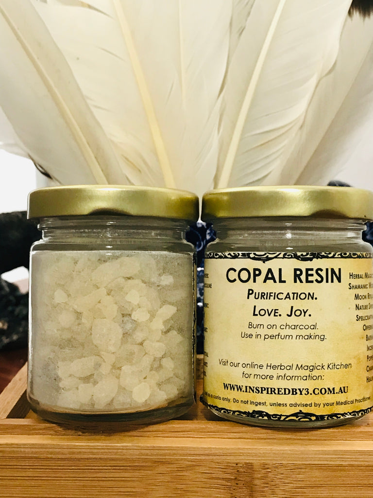 Copal Resin - Love. Joy. Inspired By 3 Australia