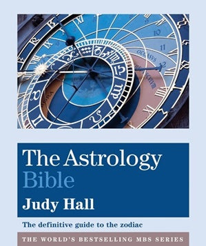 The Astrology Bible - Judy Hall. Inspired By 3 Australia