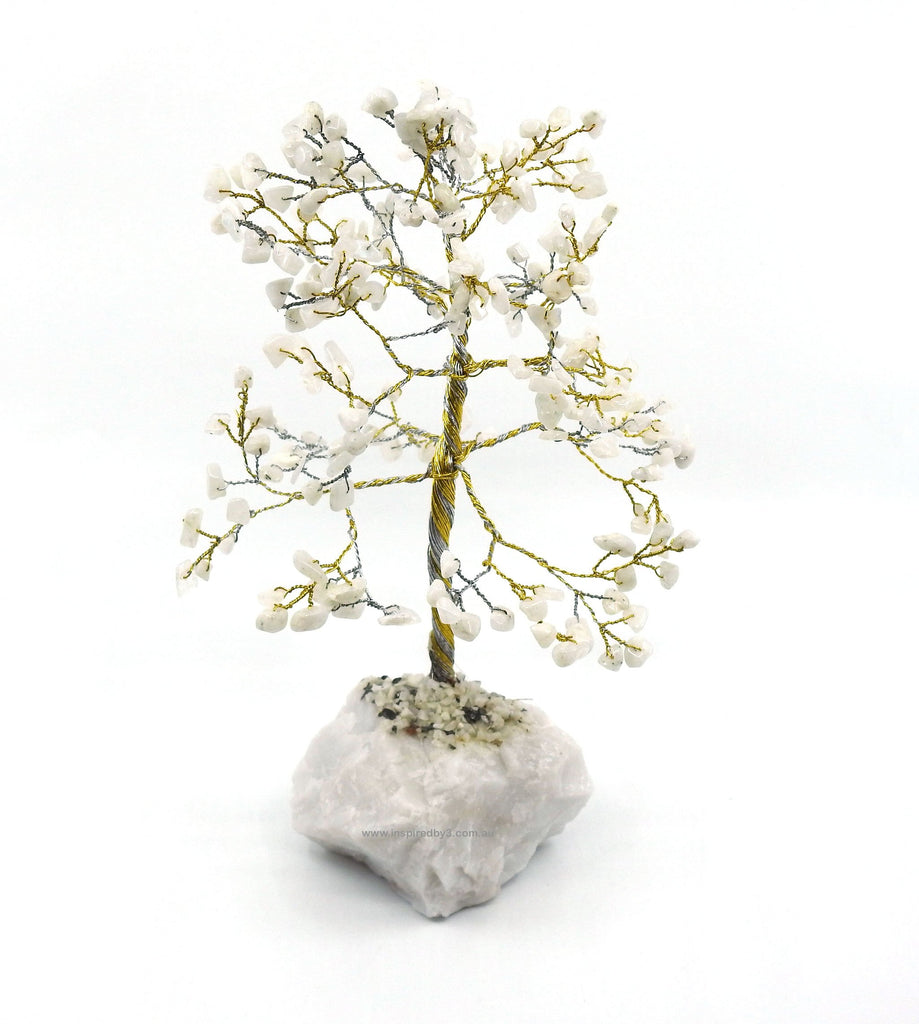 Moonstone Rainbow Tree - Inner Peace & Harmony