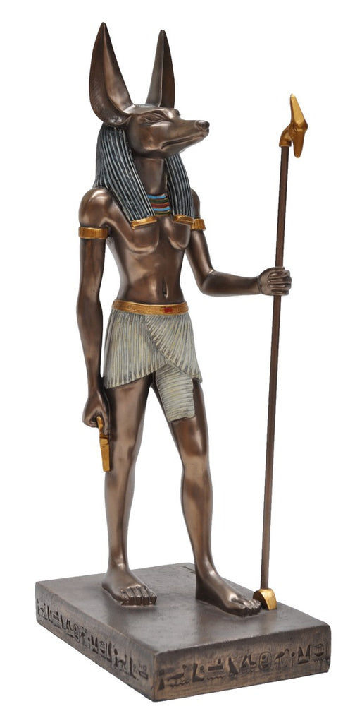 Anubis Large Statue - Lord of the Sacred Land