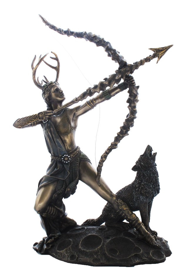 Artemis Statue - Goddess of Nature, Childbirth, Fertility and Hunting. Inspired By 3 Australia