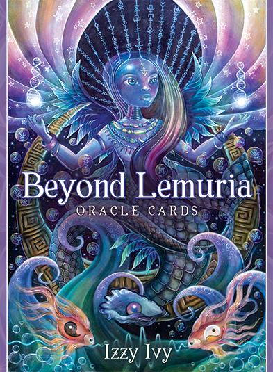 Beyond Lemuria Oracle Cards Izzy Ivy  - Inspired by 3 Australia