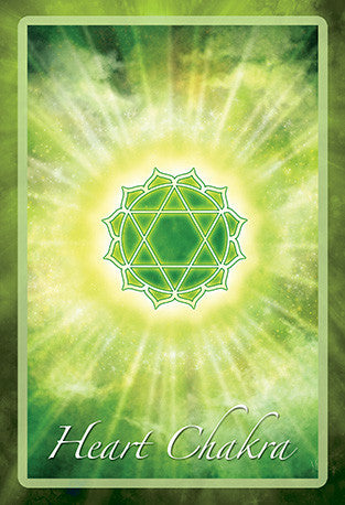 Chakra Insight Oracle Cards - Caryn Sangster